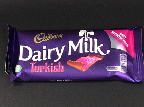 Cadbury Dairy Milk Turkish 47g