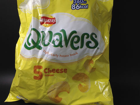 Walker's Quavers 5x16g