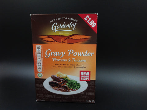 Goldenfry Gravy Powder 454g