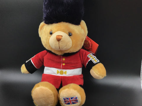 """Queens Guard"" Teddie Bear Stuffie"