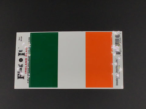 Ireland Flag Car Decal