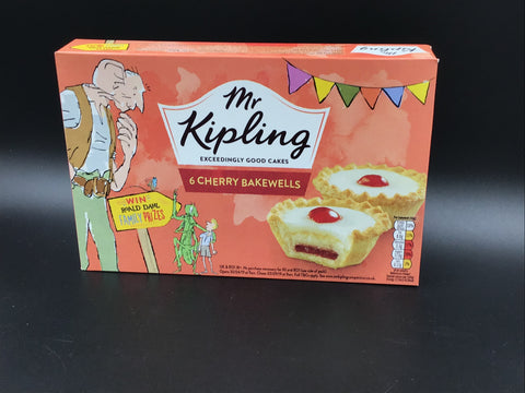 Mr Kipling Bakewell Tarts 6 Pack