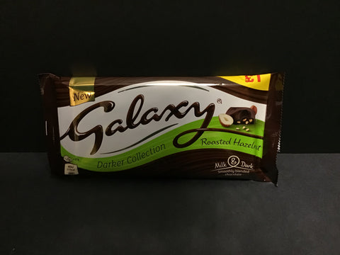 "Galaxy Darker Collection ""Roasted Hazelnut"" 105g"