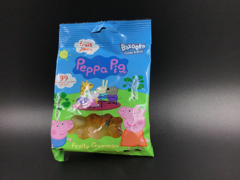 """Peppa Pig"" Fruit Gummies 45g"