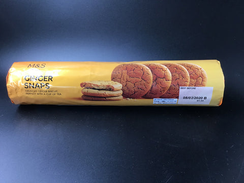 "Marks and Spencer ""Ginger Snaps"" 250g"