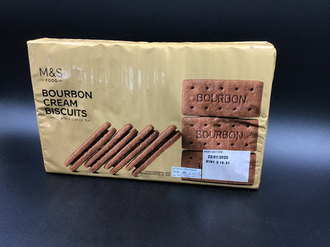 "Marks and Spencer ""Bourbon Creams"" 400g"