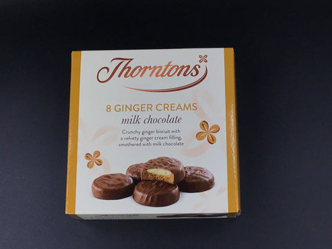 Thorntons Ginger Creams 128g