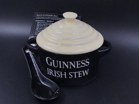 Guinness Stew Bowl & Spoon