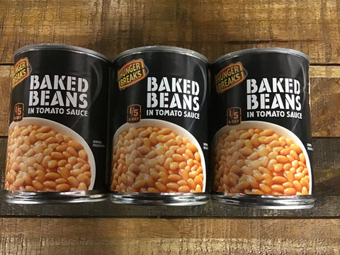 Hungry Man Baked Beans (Made By Branston) 3pack