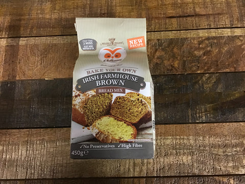 Odlums Irish Farmhouse Brown Bread Mix 450g