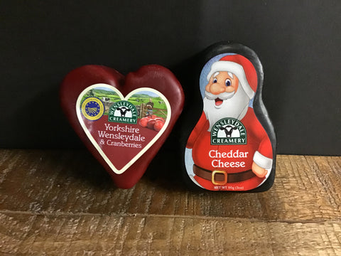 Christmas Cheese - Two Types