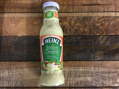Heinz Salad Cream Bottle 285g
