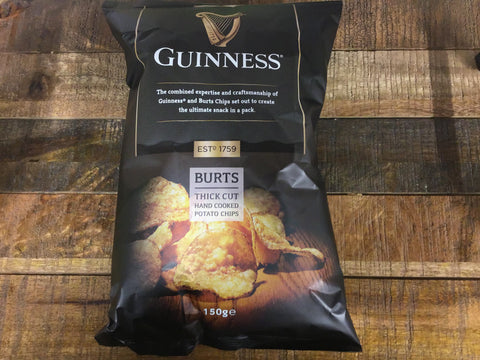 Guinness Crisps Big Share Bag