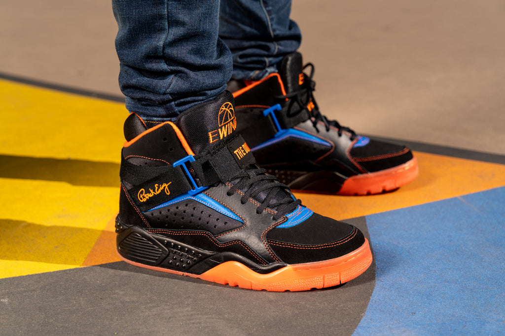 EWING ATHLETICS HONORS JOHN STARKS' HISTORIC DUNK OVER GRANT AND MJ