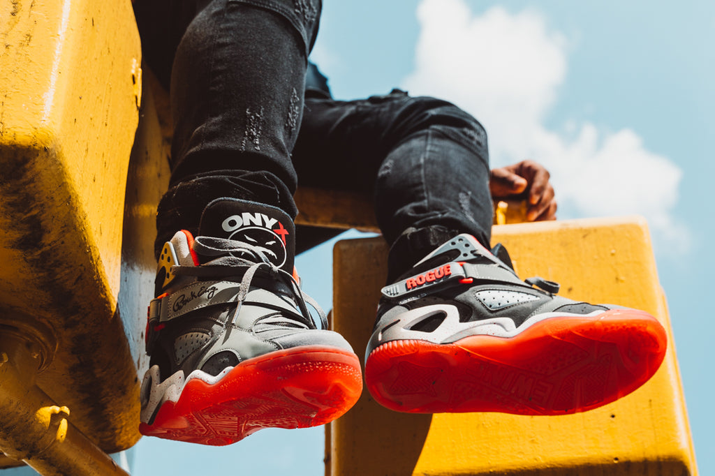"EWING ATHLETICS AND ONYX HONOR THE 25TH ANNIVERSARY OF ""ALL WE GOT IZ US"""