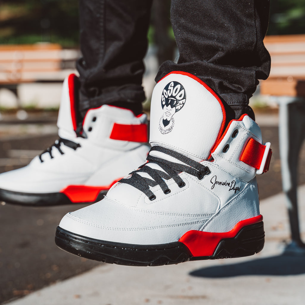 EWING AND SO SO DEF UNVEIL A KROSSED OUT 33 HI