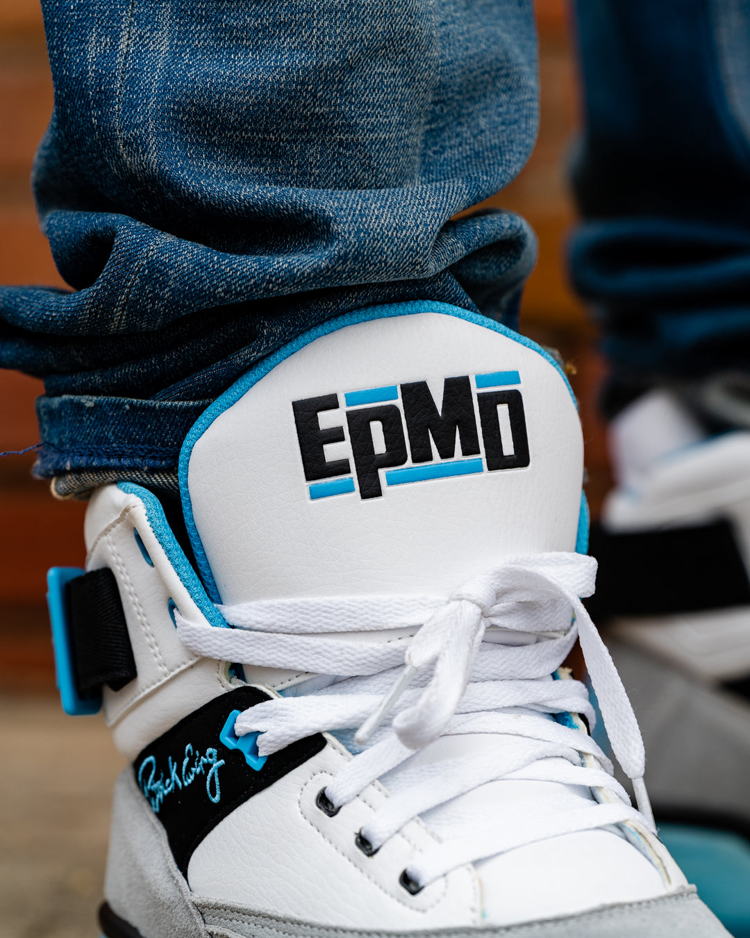 Ewing 33 Hi Unfinished Business EPMD tongue