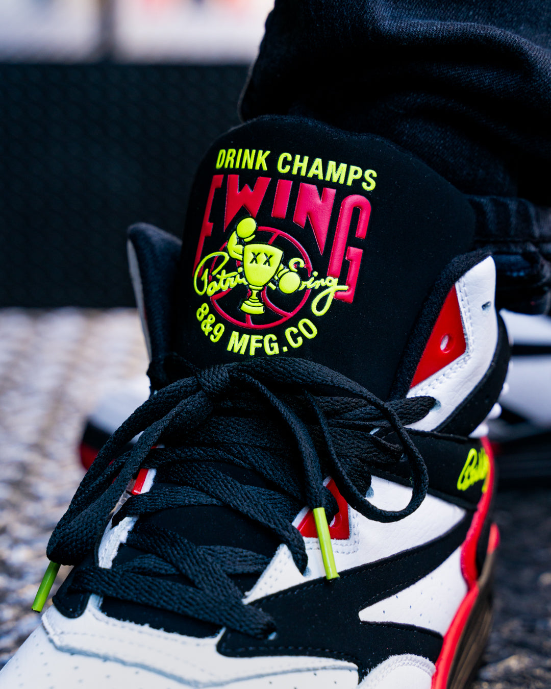 Drink Champs Ewing Sport Lite tongue