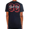 Ewing Athletics 33 Black/Red T-Shirt