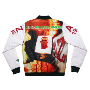Ewing x AZ x Chalk Line DOE OR DIE Jacket
