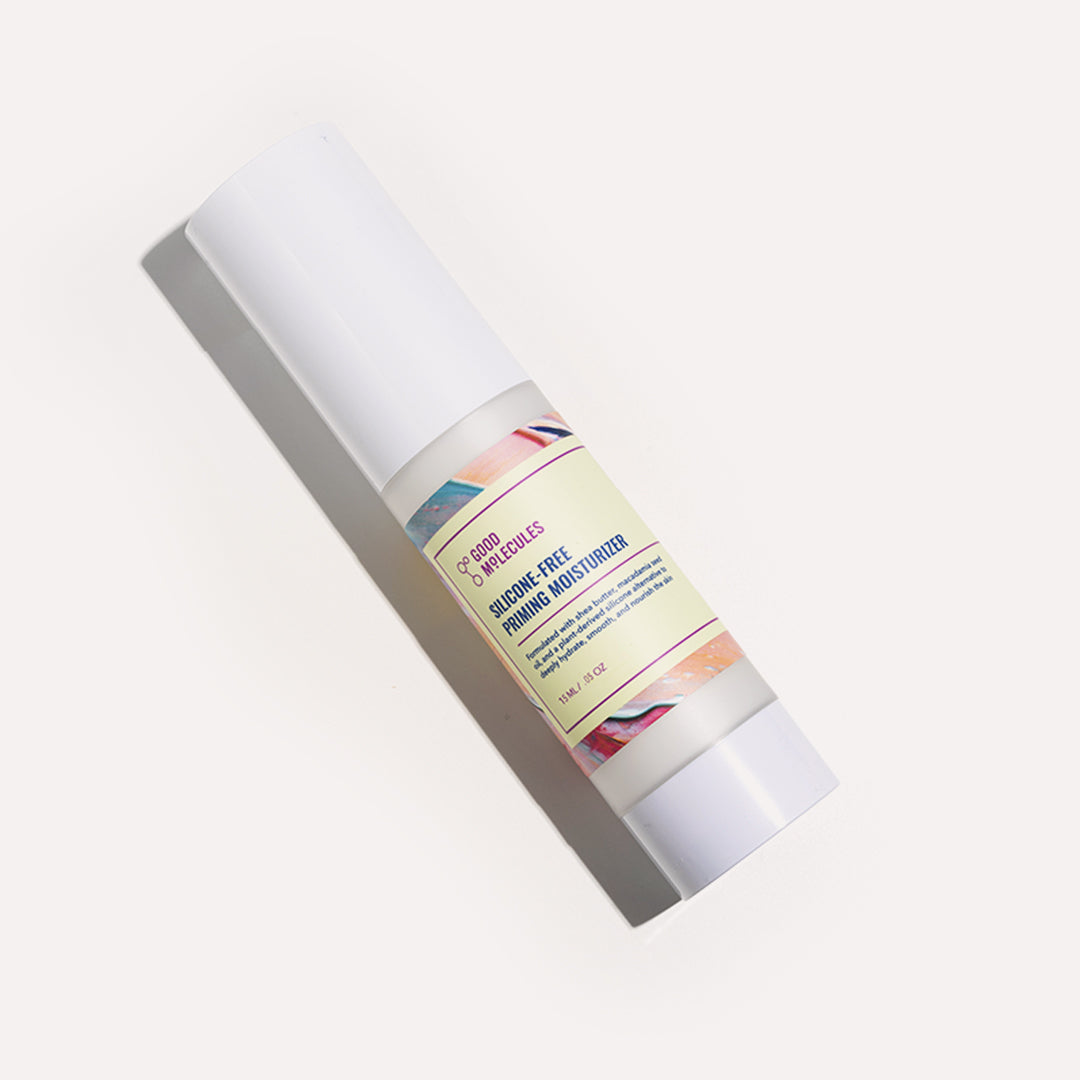 Travel Size Silicone-Free Priming Moisturizer