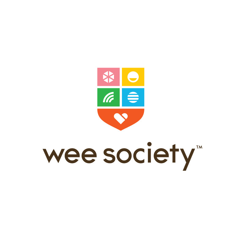 Wee Society Vertical Logo