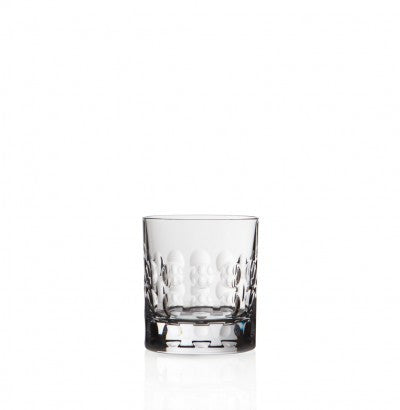RCR Bubble style Crystal Glassware - set of 2