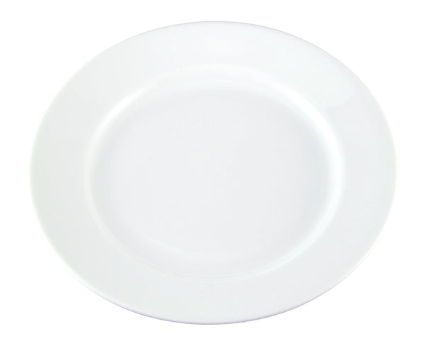 room service lunch plate 23cm