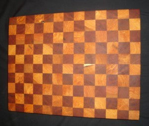 checker board rectangle 490x390x50