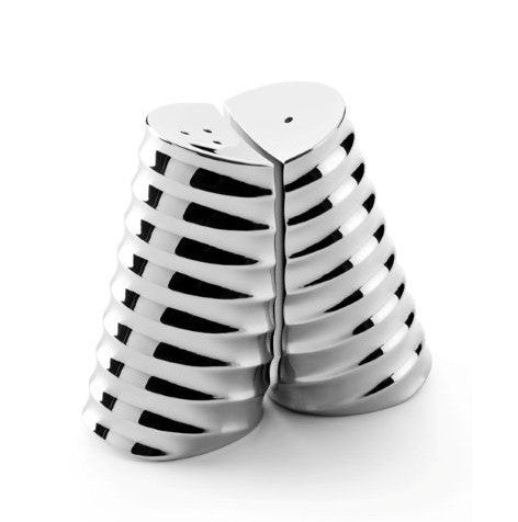 Drum (Bright) Salt & Pepper Shakers