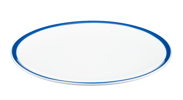 Blue Stripe Side Plate