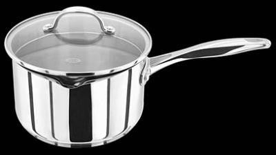 Stellar 7000 20cm Saucepan with Draining