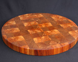 Large Round Chopping Board 43cm
