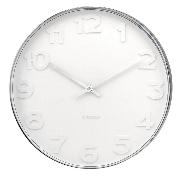 Mr White Clock