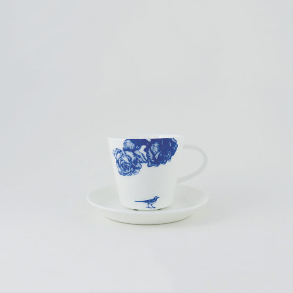 blaloos coffee cup and saucer