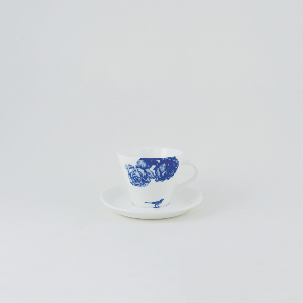 blaloos espresso cup and saucer