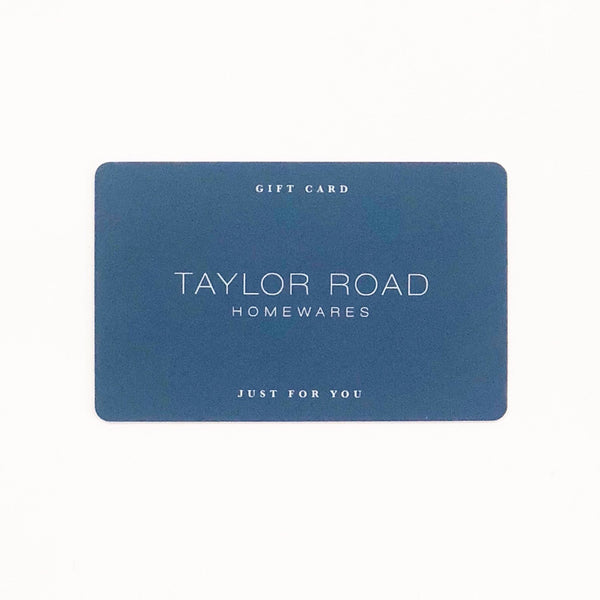 taylor road gift voucher $50