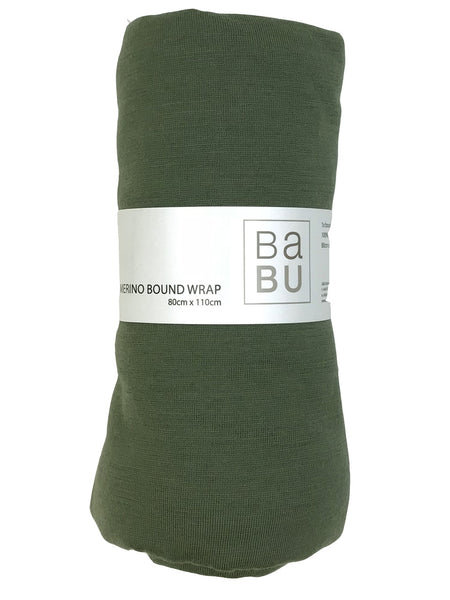 Merino Bound Wrap