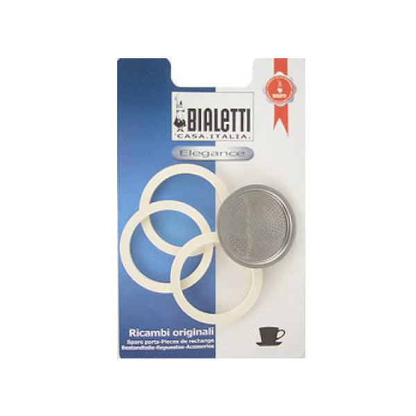 Bialetti s/s Blister Pack 10 Cup