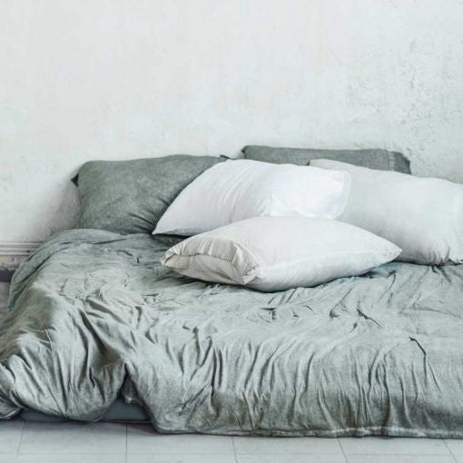 Mikmax Stonewashed Standard Pillowcase