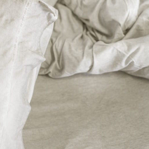 Mikmax Stonewashed Fitted Sheet