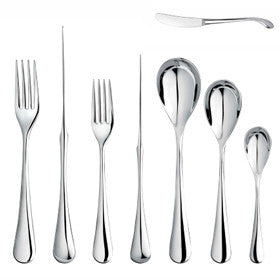 Ashbury (Bright) 24 piece Cutlery Set