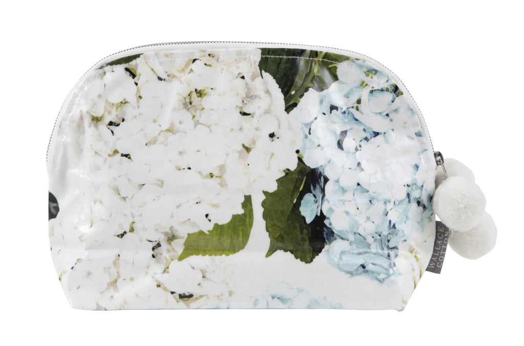 Blue Hydrangea Bath Bag
