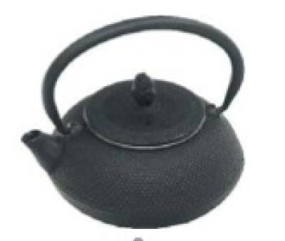 Roji Nail Head Cast Iron Teapot 0.3L Black