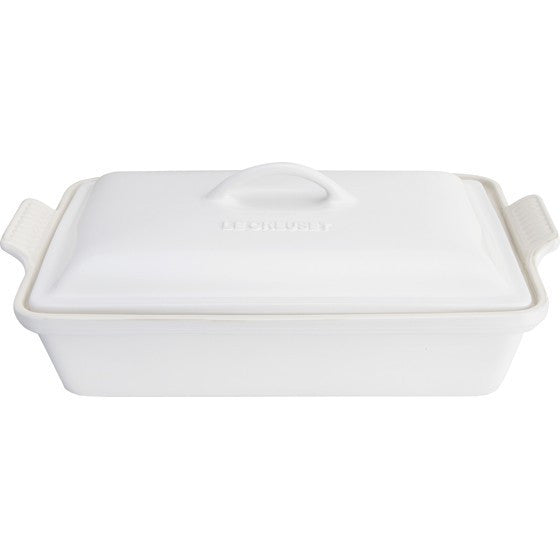 Heritage Covered Rectangular Dish