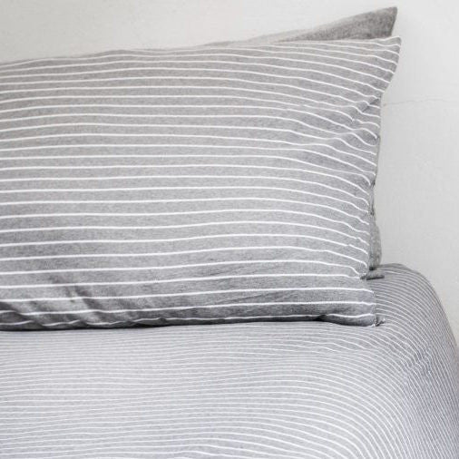 Mikmax Striped European Pillowcase