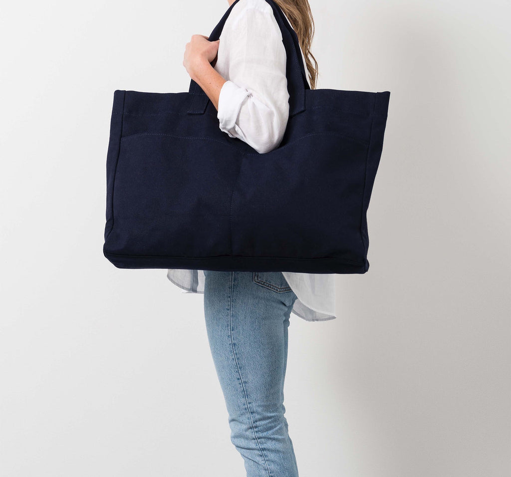 Oversized Carryall Bag