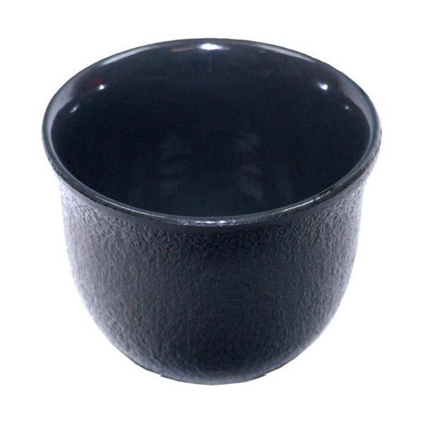 roji hada black cast iron teacup
