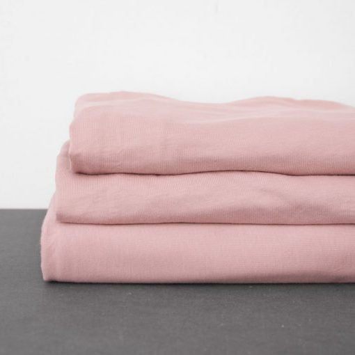Mikmax Plain Fitted Sheet