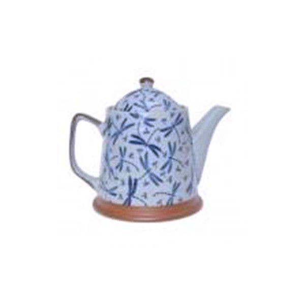 teapot 400ml t-dragon f withs/s infuser basket